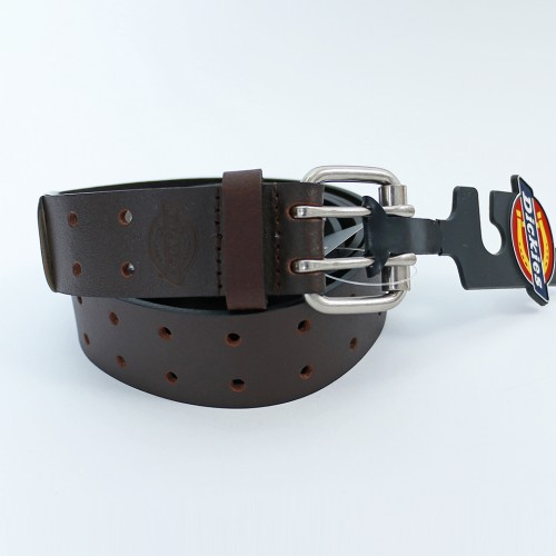 Two Hole Bridle Jean Belt - Brown