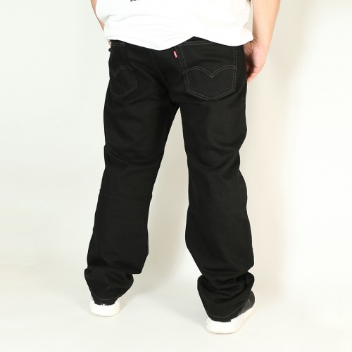505 Regular Jeans - Black