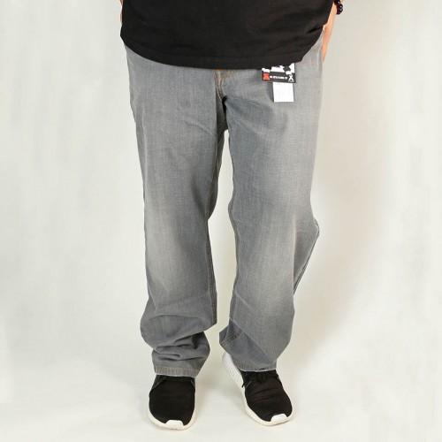 808A 元祖 Ganso Hinshitsu Jeans - Grey