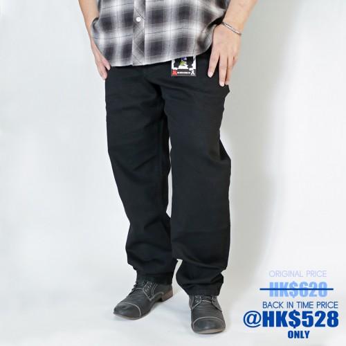 808A Ganso Hinshitsu Inde Series Denim - Black Nite
