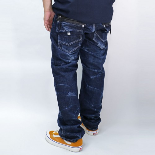 Raw Vintage Denim - Heavy Washed