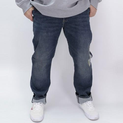 Extreme Motion Straight Stretch Jeans - Dark Vintage