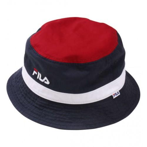 Washable Twill Bucket Hat - Navy