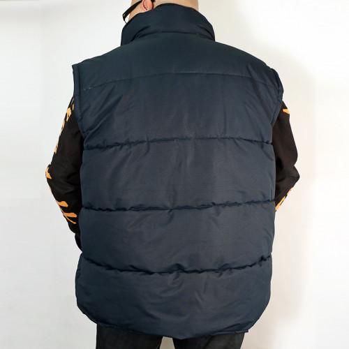 Bubble Vest - Navy