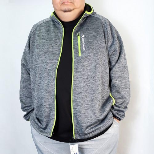 【Coming Soon】Bonding Fleece Jacket - Grey