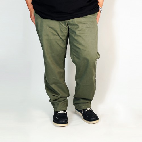 Essential Chino - Dark Green