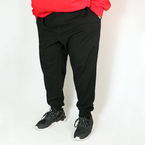 Casual Sweat Pants - Black
