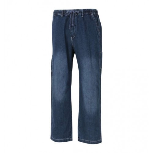 Denim Painter Easy Pants - Blue