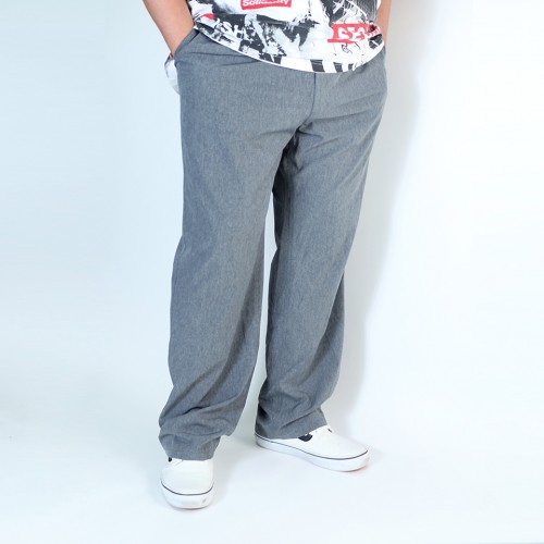 Comfy Dry Stretch Pants - Grey