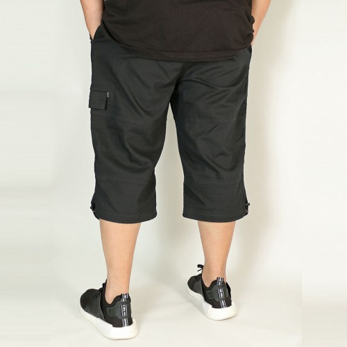 Buckle Shorts - Black