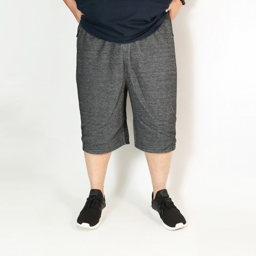 Pockets Simple Shorts - Charcoal