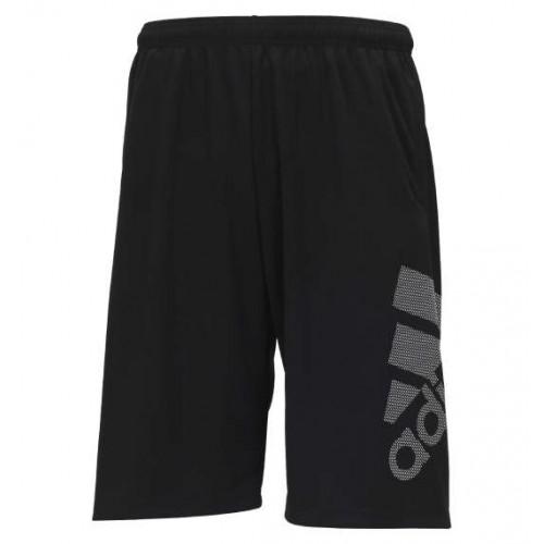 Adidas Big Logo Shorts - Black