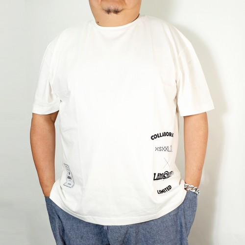 10Y's Limited Capman Tee - White