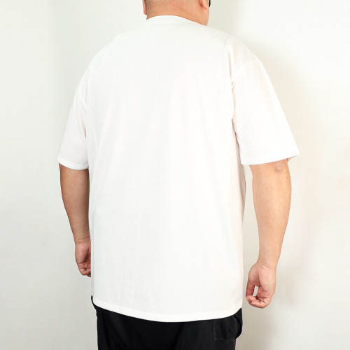 Indian Touch Cold Feeling Sweat Tee - White
