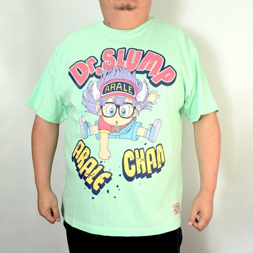 Arale-Chan Tee - Mint Green