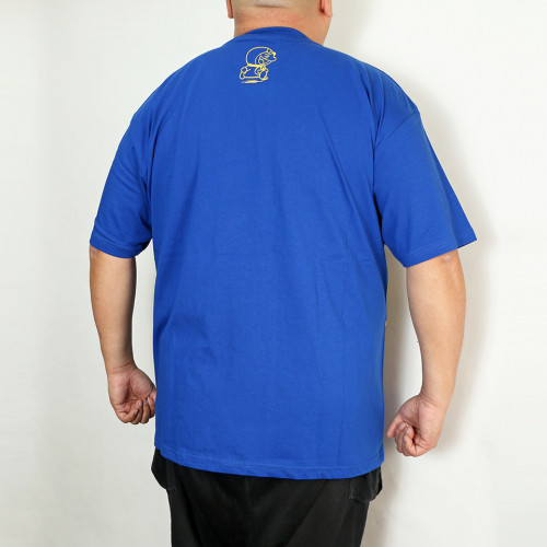 You Try Short Sleeve Tee - Blue