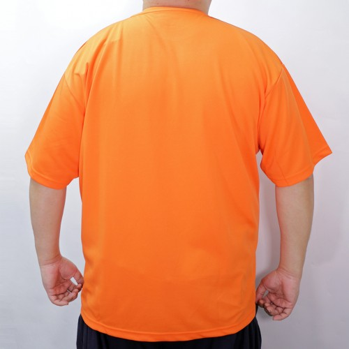 Classic Logo Tee - Orange