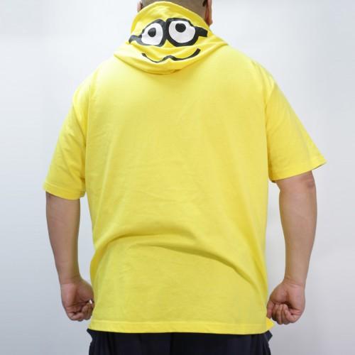 Minions S/S Hoodie - Yellow